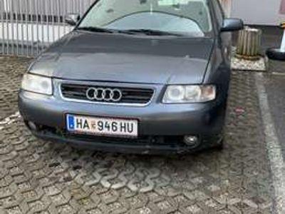 gebraucht Audi A3 1,9 Ambiente TDI quattro