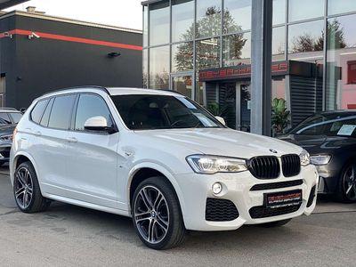 gebraucht BMW X3 xDrive30d M-Paket Aut. Kamera Navi-Pro