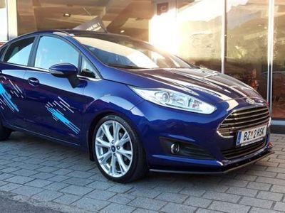gebraucht Ford Fiesta Titanium 1,0 EcoBoost Powershift Aut.