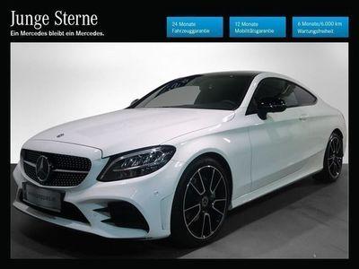 gebraucht Mercedes C200 Coupe Aut. *AMG Line Interieur*AMG Line Exterieur*