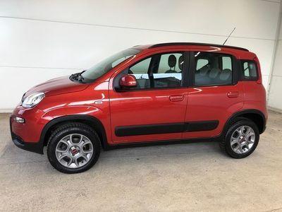 gebraucht Fiat Panda 4x4 1,3 Multijet II 75 Pop