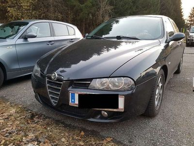 gebraucht Alfa Romeo 156 1.9 JTD 16V Kombi / Family Van