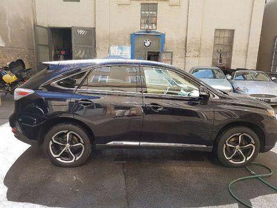 gebraucht Lexus RX450h 4WD Hybrid SUV / Geländewagen