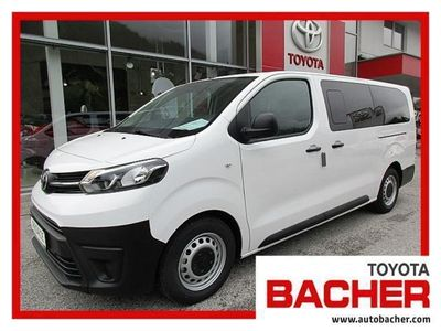 gebraucht Toyota Proace Combi 1,6 D-4D 115 Lang 9-Sitzer, Audiosystem, Kl