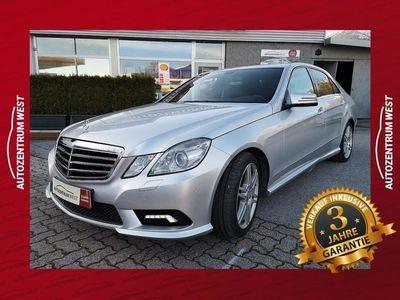 "gebraucht Mercedes E350 E-KlasseAvantgarde ""AMG"" AVANTGARDE Limousine"
