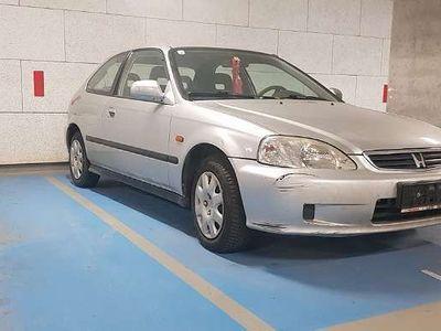 gebraucht Honda Civic 1.4 i Sportwagen / Coupé