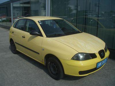 used Seat Ibiza Stella 1,9 SDI Limousine,