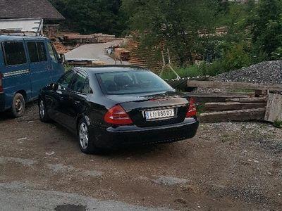 gebraucht Mercedes E200 Classic CDI