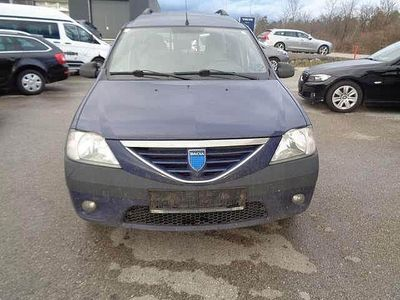 gebraucht Dacia Logan MCV Laureate 1,6 MPI