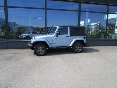used Jeep Wrangler Arctic 2,8 CRD Aut. Artic