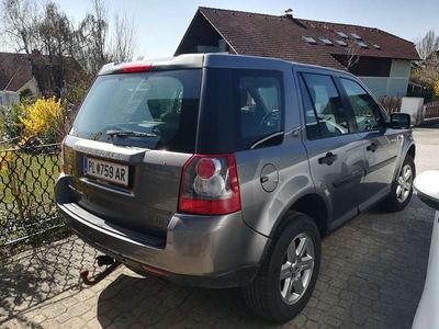 gebraucht Land Rover Freelander 2,2 Td4 S Aut. SUV / Geländewagen