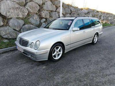 gebraucht Mercedes E270 CDI Kombi / Family Van