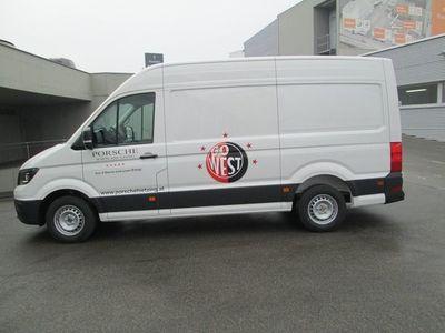 gebraucht VW Crafter 30 Kastenwagen Entry L3H3 TDI
