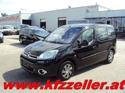 gebraucht Citroën Berlingo 1,6 HDI 115 Seduction *Erstbesitz* Kombi / Family Van,