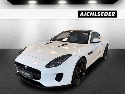 gebraucht Jaguar F-Type 2,0 Turbo Aut. Coupe