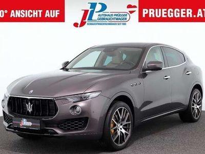 gebraucht Maserati Levante SQ4 Autom NP141.395,--NAVI AHV ACC 21zoll