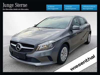 gebraucht Mercedes A180 d BlueEfficiency Ed