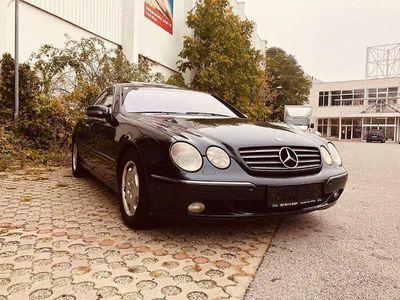 gebraucht Mercedes CL500 Sportwagen / Coupé