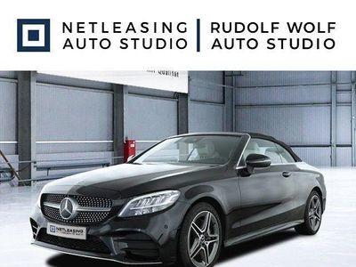 gebraucht Mercedes C180 Cabrio AMG+CabrioKomfort-P+FaceL´19+6dTemp