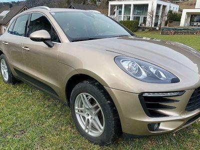 gebraucht Porsche Macan S Diesel SUV / Geländewagen