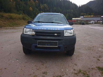gebraucht Land Rover Freelander Softback 2,0 Td4 SUV / Geländewagen