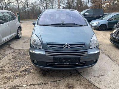 gebraucht Citroën Xsara Picasso 1,6 HDI 16V emotion