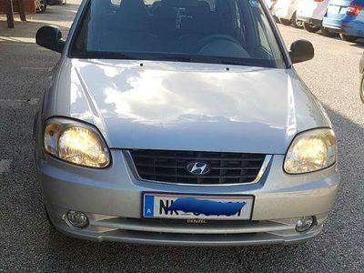 gebraucht Hyundai Accent