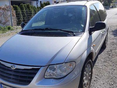 gebraucht Chrysler Voyager 2,8 SE Kombi / Family Van