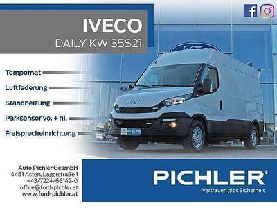 gebraucht Iveco Daily 35S21V/P 3520 HD STANDH./TEMP./LUFTFEDER.