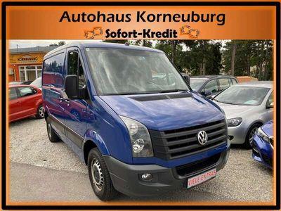 gebraucht VW Crafter 30 KR 2,0 TDI*1.BESITZ*KLIMA!*