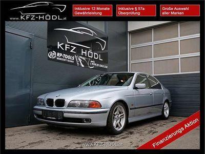 gebraucht BMW 528 5er Limousine i, 193 PS, 4 Türen, Schaltgetriebe