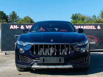 gebraucht Maserati Levante Diesel Q4 21 Zoll Sport Design Luftfahrwerk