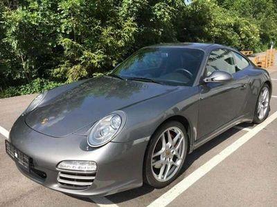 gebraucht Porsche 911 Carrera 4S 997 Coupe PDK Top Zustand!!