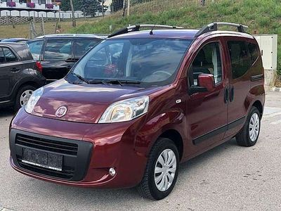 gebraucht Fiat Fiorino Qubo Qubo 1,4 Natural Power Erdgas CNG - 1.Besitz - Kli Kombi / Family Van,