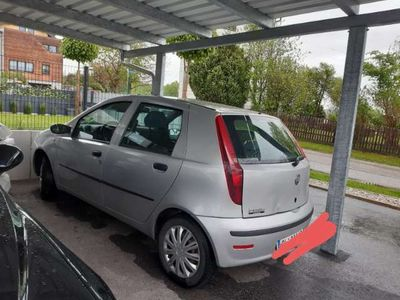 gebraucht Fiat Punto Classic 1,2 Lifestyle