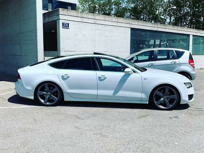 gebraucht Audi A7 3.0 180kw Limousine