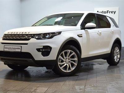 brugt Land Rover Discovery Sport 2,0 TD4 4WD SE Aut. SUV / Geländewagen,