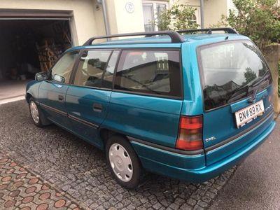 usata Opel Astra 6 16V Caravan CDX