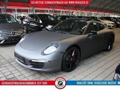 gebraucht Porsche 911 Carrera PDK Sportabgasanlage