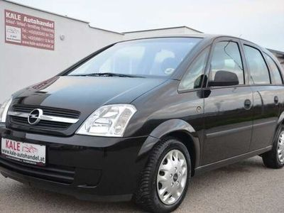 gebraucht Opel Meriva 1,4 16V *Klimaautomatik*2.Besitz*
