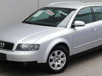 gebraucht Audi A4 Avant 1,9 TDI Multitronic Xenon Klima Automatik Anhänger Vorrichtung Gutachten Neu ! Kombi / Family Van
