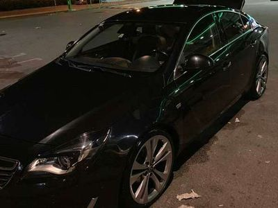 gebraucht Opel Insignia 2.0 CDTI ecoflex Edition Limousine