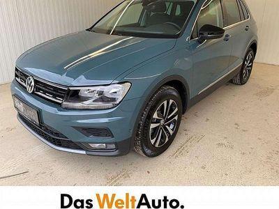 gebraucht VW Tiguan iQ Drive TSI ACT OPF DSG SUV / Geländewagen