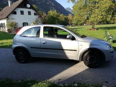 gebraucht Opel Corsa 1,0 12V Enjoy Klein-/ Kompaktwagen