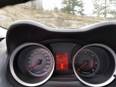 gebraucht Mitsubishi Lancer 2,0 DI-D Instyle Klein-/ Kompaktwagen