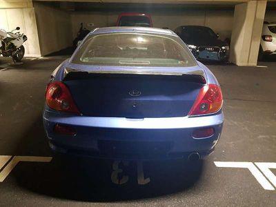 gebraucht Hyundai Coupé Tiburon 1.6 Sportwagen /