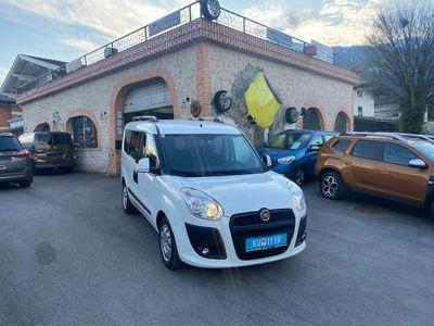 gebraucht Fiat Doblò Kombi 1,4 Dynamic Natural Power