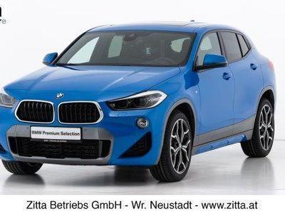 gebraucht BMW X2 xDrive20d M Sport X Aut. SUV / Geländewagen,