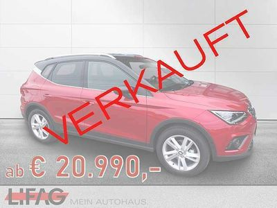 gebraucht Seat Arona 10 Eco TSI FR *ab € 20.990-*