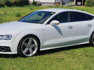 gebraucht Audi A7 A73,0 TDI quattro / 2x S-line / 20 zoll Sportwagen / Coupé